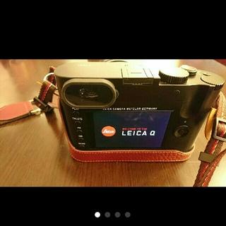 ライカ(LEICA)のLEICA Q typ116 ブラック美品(ミラーレス一眼)