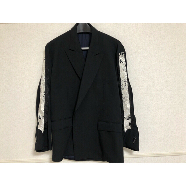 doublet セットアップ用 メンズのスーツ(セットアップ)の商品写真
