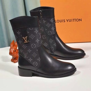 LOUIS VUITTON - LV  ブーツ  22.5-25.5cm