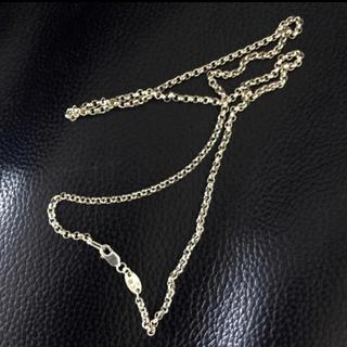 Chrome Hearts - クロムハーツ ロールチェーン 18inch 45cm 美品