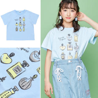 JENNI - JENNI love  パフュームプリント Tシャツ  130cm