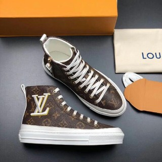 LOUIS VUITTON - LV スニーカー  22.5-24.5cm