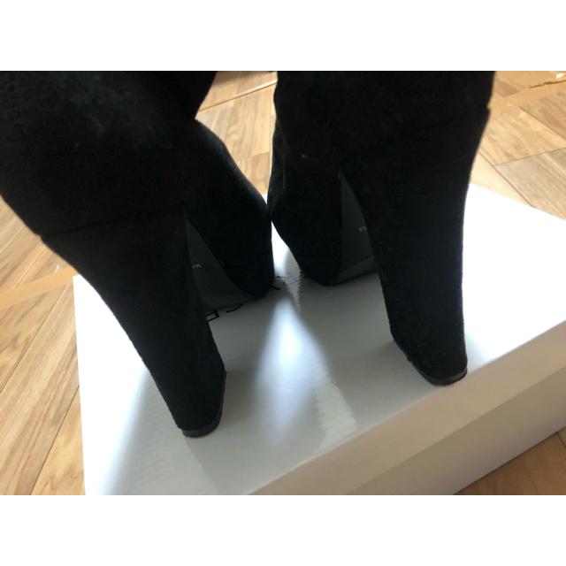 LIP SERVICE(リップサービス)のLIP SERVISE ソックスブーツ・M レディースの靴/シューズ(ブーツ)の商品写真