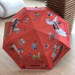 Hermes - HERMES 折りたたみ傘