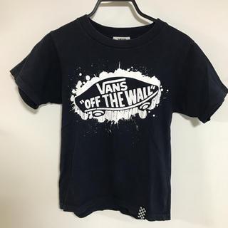 ヴァンズ(VANS)のVANS Tシャツ ネイビー 130㎝(Tシャツ/カットソー)