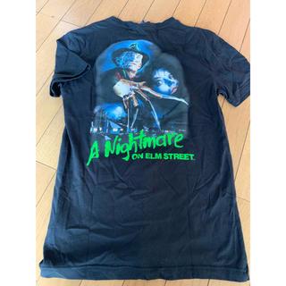 エイチアンドエム(H&M)の人気!H&M×NIGHT MARE(ナイトメアー)デザイン プリント Tシャツ(Tシャツ/カットソー(半袖/袖なし))