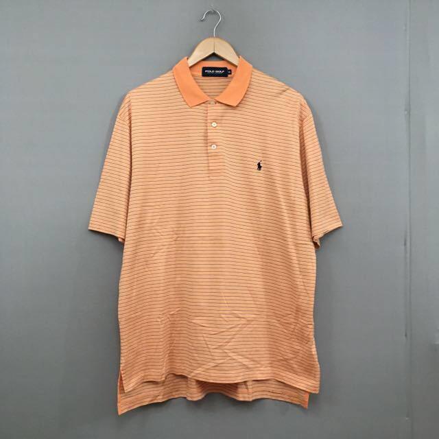 Ralph Lauren(ラルフローレン)の【良品】ラルフローレン RalphLauren LLサイズ ポロゴルフ GOLF メンズのトップス(ポロシャツ)の商品写真