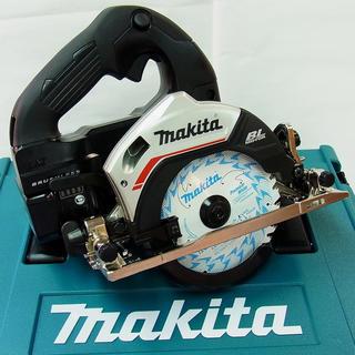 マキタ(Makita)のマキタ 充電 丸ノコ HS474DRG 黒 125ミリ 新品(その他)