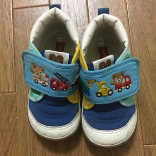 ミキハウス(mikihouse)のミキハウス プッチー 靴 15センチ(スニーカー)