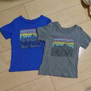 patagonia - patagonia パタゴニア☆Tシャツ  セット  4T