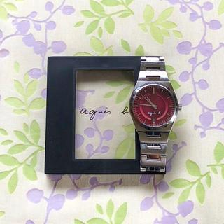 アニエスベー(agnes b.)のアニエス・ベー ㊺   腕時計・稼動品✨(腕時計)