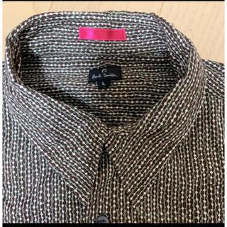 ポールスミス(Paul Smith)のPS ポールスミス 柄半袖シャツ(シャツ/ブラウス(半袖/袖なし))