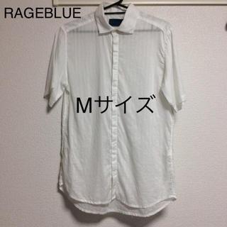 レイジブルー(RAGEBLUE)のRAGEBLUE シャツ メンズ Mサイズ(シャツ)