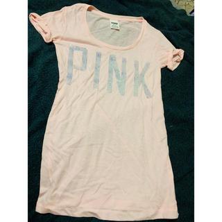 ヴィクトリアズシークレット(Victoria's Secret)のTシャツVICTORIA'S SECRET PINK(Tシャツ(半袖/袖なし))
