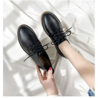 靴 シンプル  日常 通勤 通学 学生 美脚 脚長効果 3色(その他)