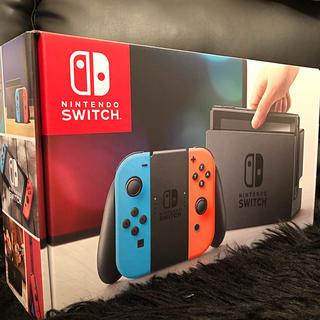 Nintendo Switch - Nintendo Switch 本体 新品未使用 任天堂スイッチ