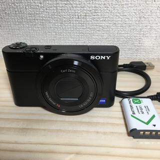 SONY - SONY DSC RX100 サイバーショット