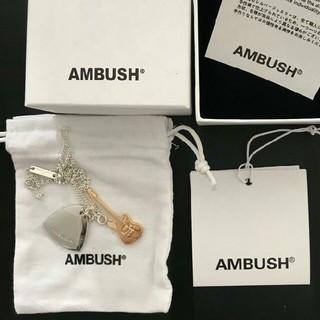 アンブッシュ(AMBUSH)の【AMBUSH】18AW AMBUSH  ネックレス (ネックレス)