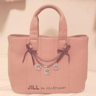 ジルバイジルスチュアート(JILL by JILLSTUART)の🎀ジュエルリボントートバッグ🎀(バッグ)