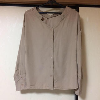 しまむら - しまむら 長袖シャツ