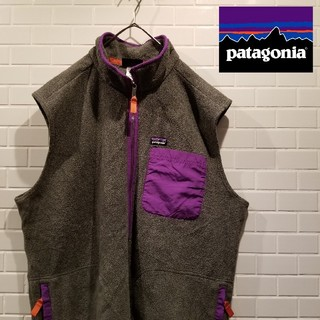 patagonia - 【patagonia】 パタゴニア フリース ベスト