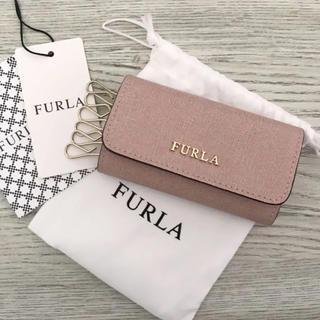 フルラ(Furla)の★新品★FURLA(フルラ )バビロン ムーンストーン キーケース(キーケース)