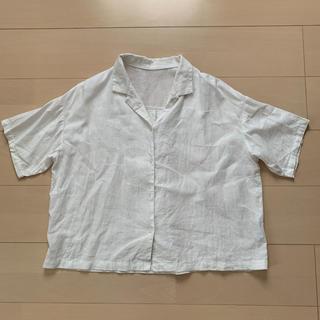GU - 開襟シャツ