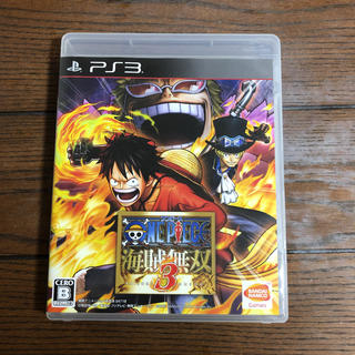 PlayStation3 - ワンピース 海賊無双3 PS3版