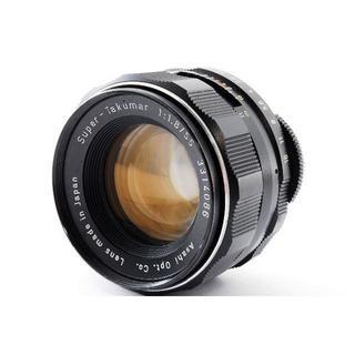 ペンタックス(PENTAX)の★人気★Super Takumar 55mm F1.8 タクマー(レンズ(単焦点))
