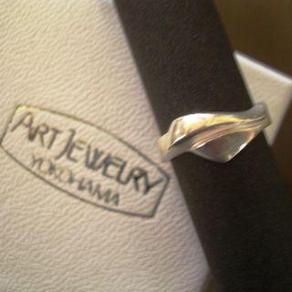 art jewelry yokohama シルバー925 デザインリング(リング(指輪))
