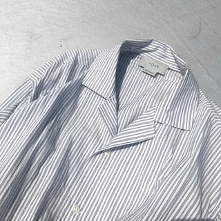 UNUSED - yoke  19ss ストライプシャツ