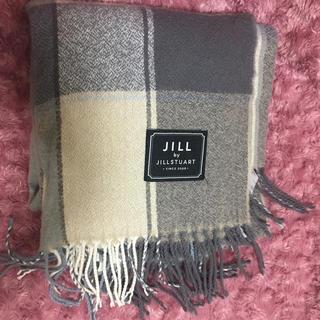 ジルバイジルスチュアート(JILL by JILLSTUART)のジルバイジルスチュアートストール(マフラー/ショール)