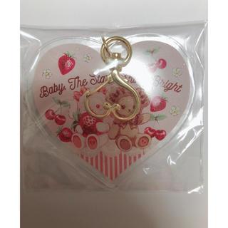 BABY,THE STARS SHINE BRIGHT - Baby うさくみゃ  キーホルダー