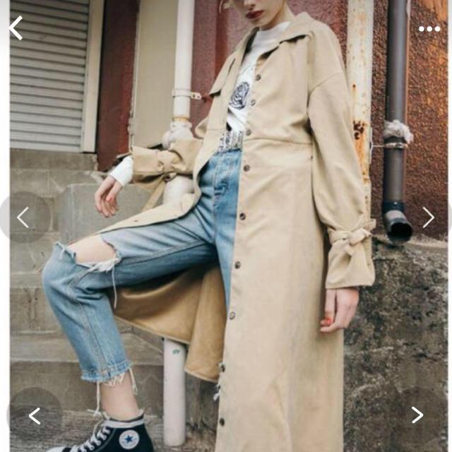 jouetie(ジュエティ)のy様専用 9.27購入 レディースのジャケット/アウター(トレンチコート)の商品写真