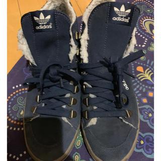 アディダス(adidas)のアディダス ボア スニーカー(スニーカー)