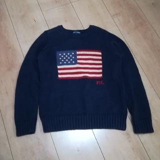 Ralph Lauren - ラルフローレン ニット セーター 130cm