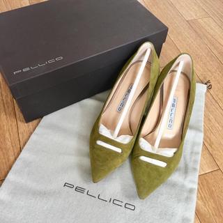 ペリーコ(PELLICO)の美品 PELLICOパンプス(ハイヒール/パンプス)