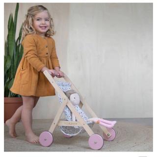 Little Dutchリトルダッチ 人形用 ベビーカー ストローラー
