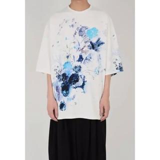 ラッドミュージシャン(LAD MUSICIAN)のラッドミュージシャン  花柄ビッグシャツ 42(Tシャツ/カットソー(半袖/袖なし))