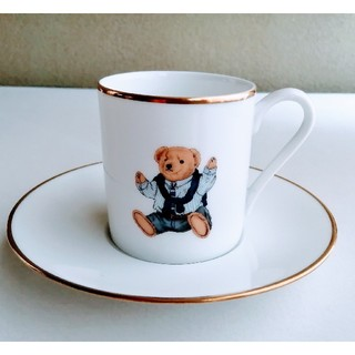 ラルフローレン(Ralph Lauren)のラルフローレン ポロベア カップ&ソーサー 1客(食器)