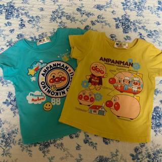 BANDAI - アンパンマン  Tシャツ  95cm  2枚セット