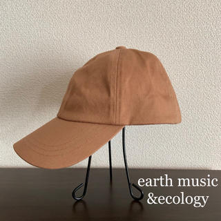 earth music & ecology - earth music &ecology  キャップ   F