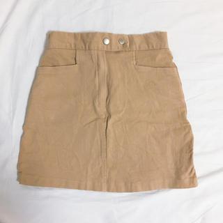ワンアフターアナザーナイスクラップ(one after another NICE CLAUP)のタイトスカート 台形スカート(ミニスカート)