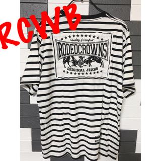 RODEO CROWNS WIDE BOWL - ロデオクラウンズ ワイドボウル Tシャツ