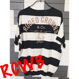 RODEO CROWNS WIDE BOWL - ロデオクラウンズ ワイドボウル  ニットトップス