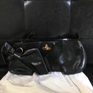Vivienne Westwood - 保存袋付き クラッチバッグ ヴィヴィアン ウエストウッド
