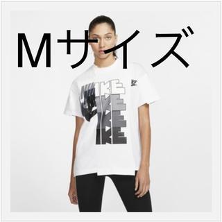 サカイ(sacai)のnike  sacai ハイブリッド tee(Tシャツ(半袖/袖なし))