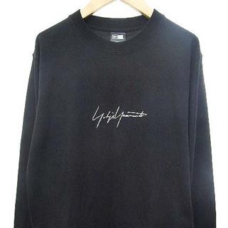 ヨウジヤマモト(Yohji Yamamoto)のヨウジヤマモト ニューエラ 長袖 Tシャツ ロングT(Tシャツ/カットソー(七分/長袖))