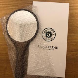 ロクシタン(L'OCCITANE)のL'OCCITANE ウッドミラー(ミラー)