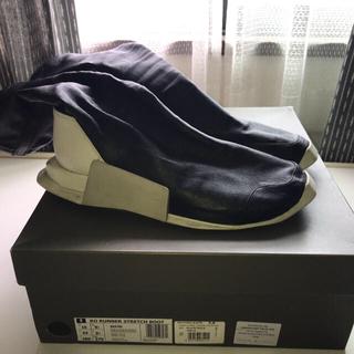 Rick Owens - Rick Owens Adidas ro runner stretch boot